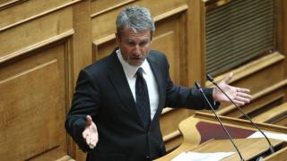 Διαβιβάστηκε η δικογραφία για τον Λοβέρδο στη Βουλή