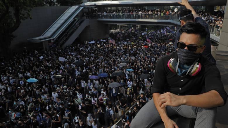 Η Κίνα κάλεσε τον Γερμανό πρεσβευτή με την κατηγορία της παρέμβασης στο Χονγκ Κονγκ