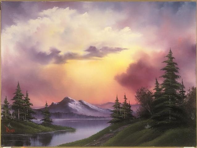 http cdn.cnn.com cnnnext dam assets 190904125001 bob ross sunsetaglow 2612