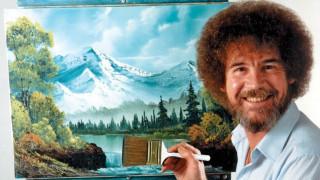 Μπομπ Ρος: Ο τηλεοπτικός ζωγράφος παίρνει καλτ διαστάσεις - Sold out έκθεση με τα έργα του