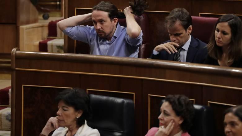 Ισπανία: Έτοιμοι για νέες συνομιλίες οι Podemos για να αποφευχθεί η διεξαγωγή νέων εκλογών