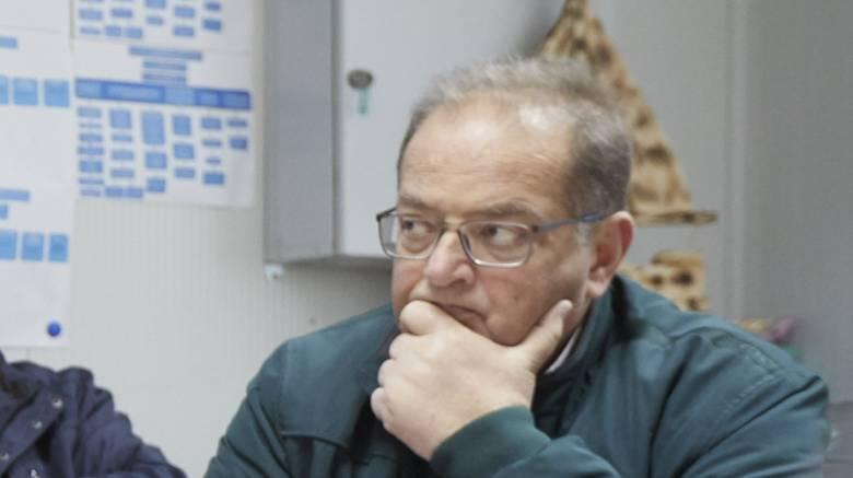 Παραιτήθηκε ο διοικητής του ΚΥΤ της Μόριας Γιάννης Μπαλμπακάκης