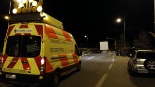 Κομοτηνή: Ένας νεκρός και οκτώ τραυματίες σε τροχαίο με μετανάστες στην Εγνατία Οδό