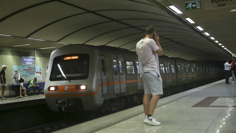 Μειώνεται ο χρόνος αναμονής στο Μετρό - Λειτουργούν επιπλέον συρμοί