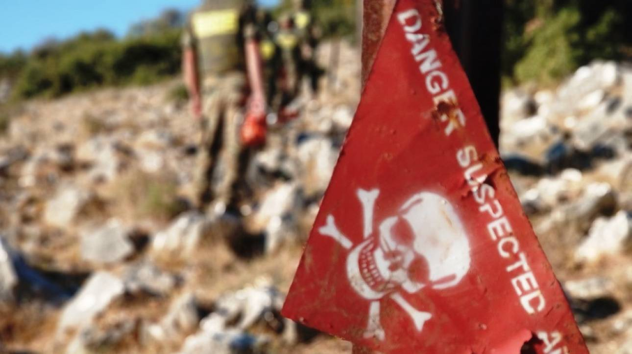 Διευκρινίσεις ΓΕΝ για Λέρο: Δεν αφαιρέθηκαν 140 νάρκες από το στρατόπεδο
