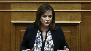 Μπακογιάννη: «Θα τηρήσουμε και θα τιμήσουμε τη συμφωνία των Πρεσπών»