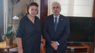 Συνεργασία Ελληνικού Ερυθρού Σταυρού με το Υπουργείο Πολιτισμού