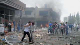 Τουρκία: Έκρηξη με επτά νεκρούς στο Ντιγιάρμπακιρ