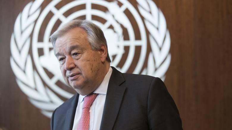 Τυφώνας Ντόριαν: Στις Μπαχάμες ο ΓΓ του ΟΗΕ για να εκφράσει «αλληλεγγύη»