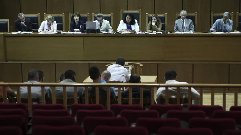 Δίκη Χρυσής Αυγής: Ένοχοι για ηθική αυτουργία Λαγός και Μίχος για το «Συνεργείο»