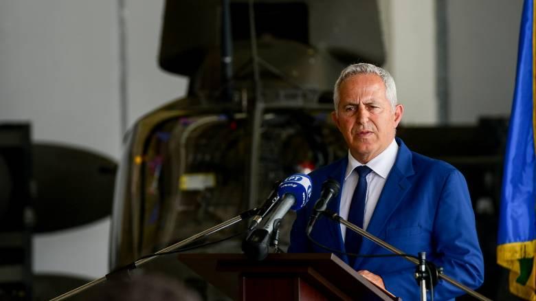 Αποστολάκης: Το πολεμικό υλικό της Λέρου μπορεί να χρησιμοποιηθεί σε τρομοκρατικές ενέργειες
