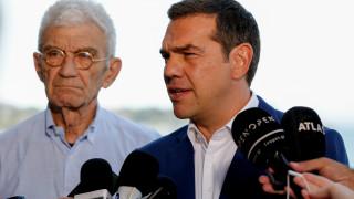 Τσίπρας: Επιστρέψαμε, δυστυχώς, στην κανονικότητα της διαπλοκής