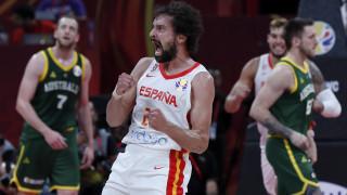 Μουντομπάσκετ 2019: Επική πρόκριση της Ισπανίας στον τελικό μετά από δυο παρατάσεις