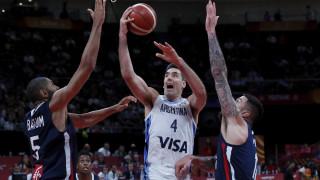 Μουντομπάσκετ 2019: Αργεντινή-Γαλλία 80-66 - Με «οδηγό» Σκόλα βλέπει την κορυφή