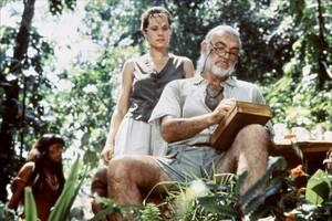 «Οι Τελευταίες Ημέρες της Εδέμ»: Εξωτική περιπέτεια με ρομάντζο και όλα τα συστατικά του είδους, που αν και γυρίστηκε (το 1992) από τον ικανό σκηνοθέτη Τζον ΜακΤίρναν και έχοντας για πρωταγωνιστές τον πολύ Σον Κόνερι και την ανερχόμενη τότε Λορέν Μπράνκο,