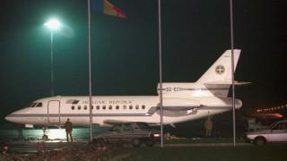 20 χρόνια από την πτώση του πρωθυπουργικού Falcon και τον θάνατο του Γιάννου Κρανιδιώτη