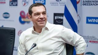 Στη ΔΕΘ ο Τσίπρας: Οι συναντήσεις, η περιήγηση στα περίπτερα και η ομιλία