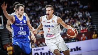 Μουντομπάσκετ 2019: Στην 5η θέση η Σερβία μετά τη νίκη επί της Τσεχίας