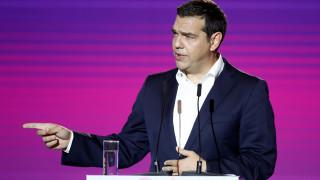 Αλ. Τσίπρας: Είμαστε εδώ για να στηρίξουμε την κοινωνία - Εμείς βγάλαμε τη χώρα από τα μνημόνια