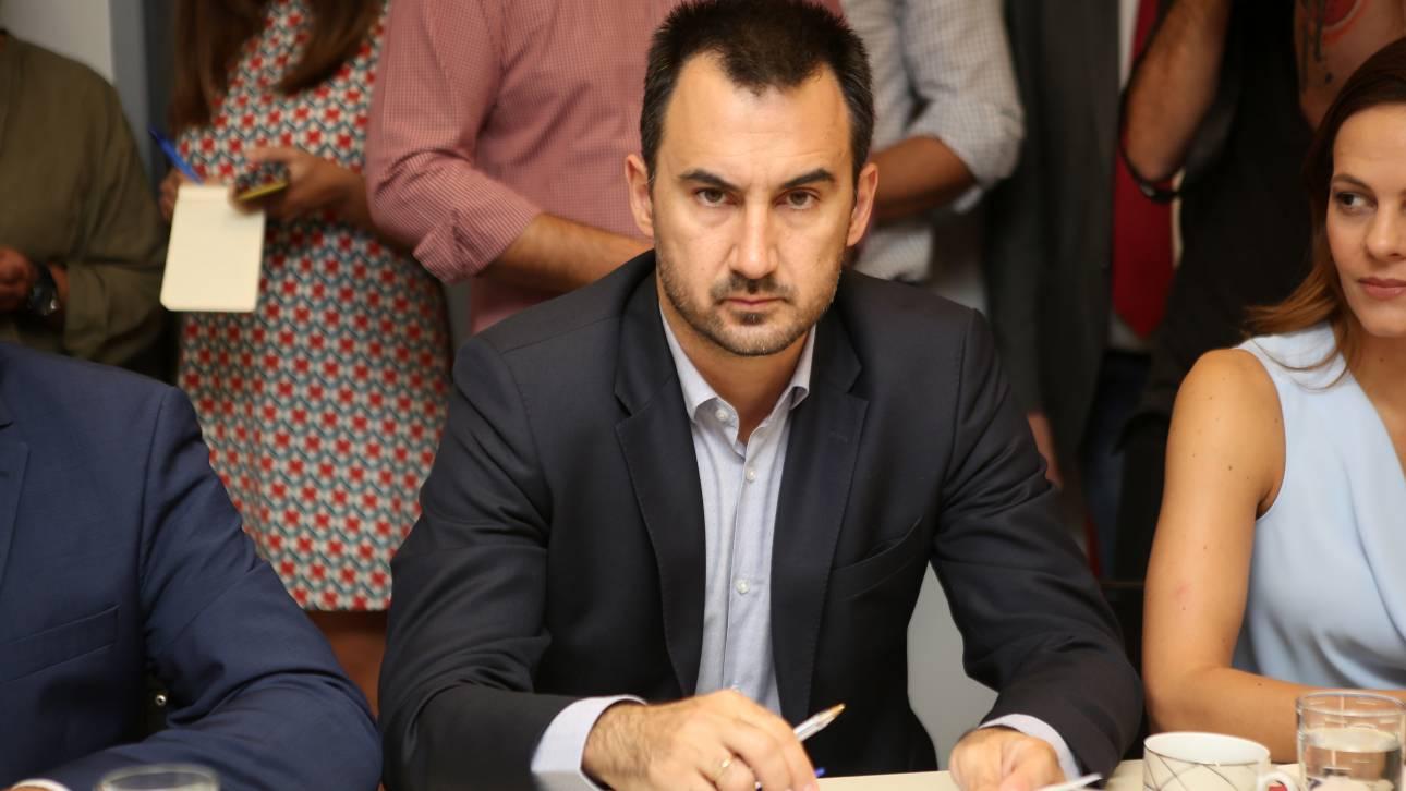 Χαρίτσης: Κυβίστηση από πλευρά της κυβέρνησης για το Μακεδονικό