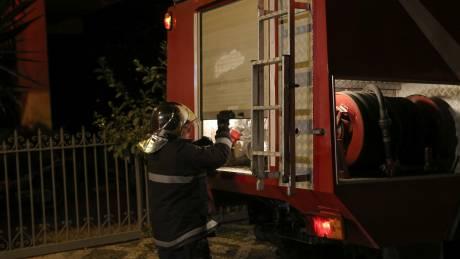 Νεκρή γυναίκα σε διαμέρισμα στο Κολωνάκι μετά από φωτιά