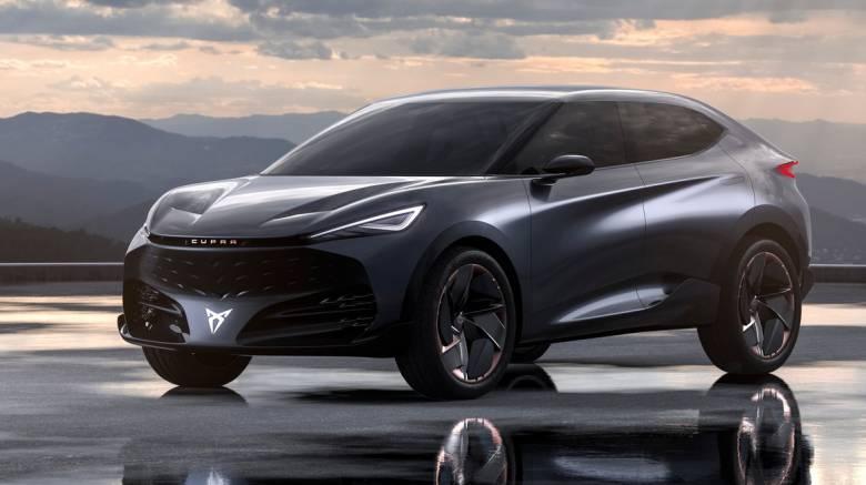 Αυτοκίνητο: Το Tavascan, το ηλεκτρικό SUV της Cupra, της σπορ μάρκας της Seat, είναι εντυπωσιακό