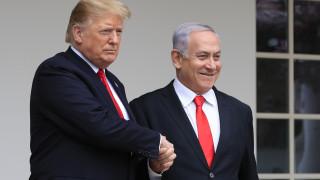 Ο Τραμπ συζητά με το Ισραήλ τη σύναψη διμερούς αμυντικής συνθήκης