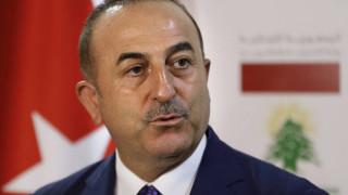 Τσαβούσογλου: Κακομαθημένη η ελληνοκυπριακή πλευρά λόγω του ότι είναι μέλος της ΕΕ