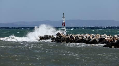 Θυελλώδεις άνεμοι και σήμερα - Πότε θα εξασθενήσουν