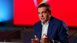 ΔΕΘ 2019 – Τσίπρας: Μέχρι το τέλος του μήνα η πολιτική διακήρυξη του ΣΥΡΙΖΑ