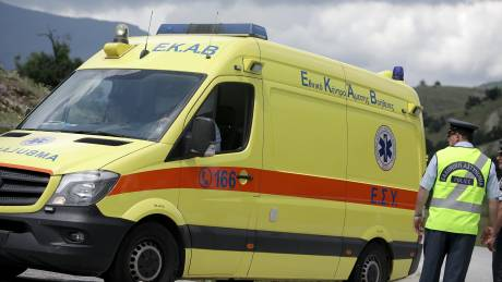 Κρήτη: Νεκρός μοτοσυκλετιστής μετά από τροχαίο στη Χερσόνησο