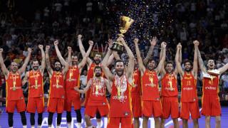 Μουντομπάσκετ 2019: Δάκρυα και πανηγυρισμοί από τους Ισπανούς