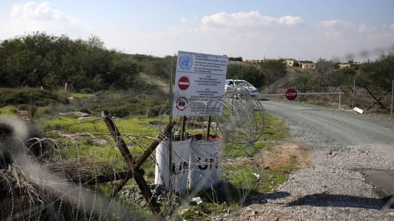 Συνελήφθησαν δύο Ελληνοκύπριες στα κατεχόμενα