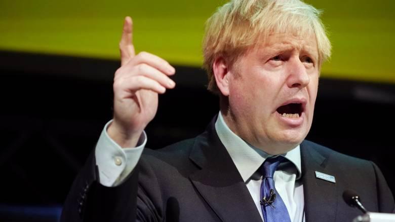 Τζόνσον: Κρίσιμες οι επόμενες μέρες για το Brexit