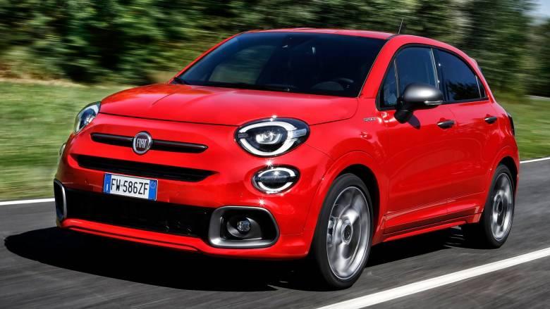 Το νέο Fiat 500X Sport είναι πιο δυναμικό και άμεσο
