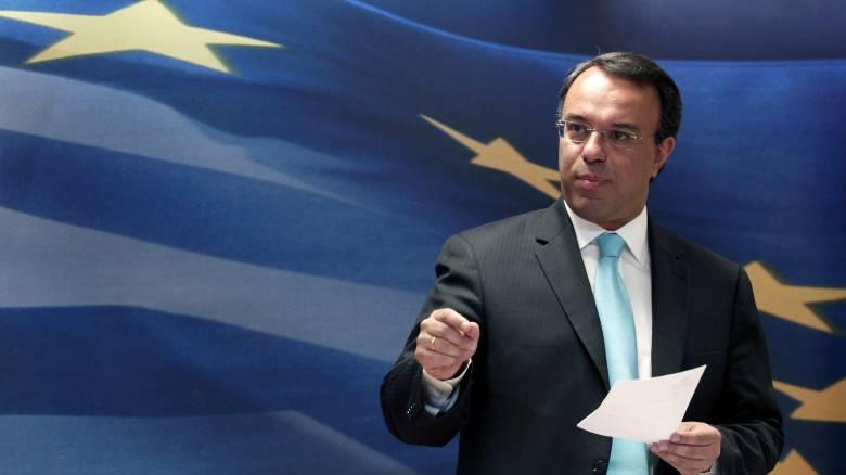 Σταϊκούρας: Κίνηση ιδιαίτερης σημασίας για την οικονομία μας η πρόωρη αποπληρωμή του ΔΝΤ