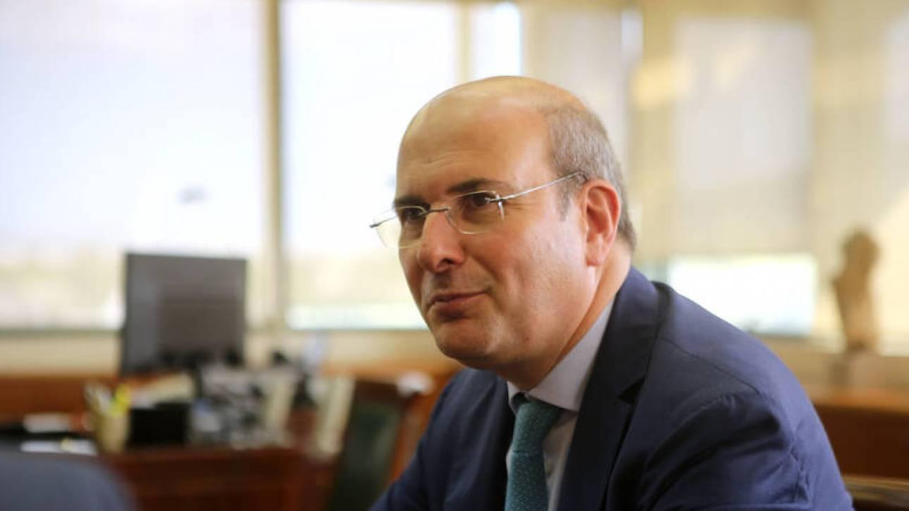 Χατζηδάκης: Συζητάμε με την Eldorado Gold για νέες θέσεις εργασίας και υψηλότερα δικαιώματα