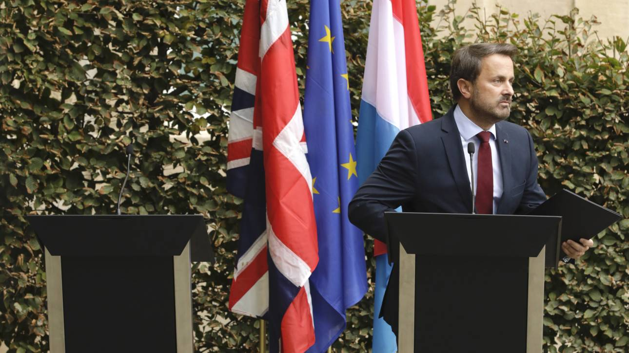 Brexit: Ο Τζόνσον ακύρωσε τη συνέντευξη Τύπου με τον Μπετέλ εν μέσω αποδοκιμασιών