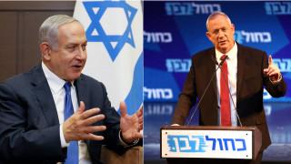«Μπίμπι» ή «Μπένι»; - Στις κάλπες οι Ισραηλινοί