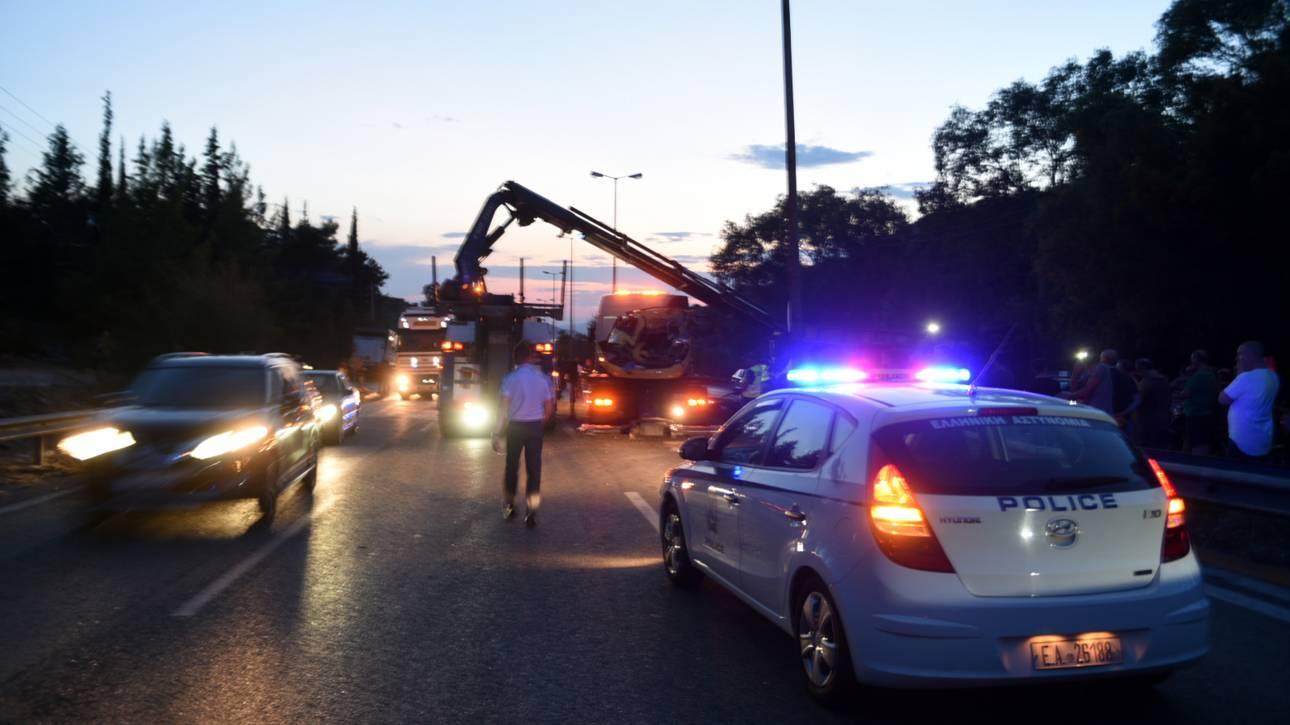 Θανατηφόρο τροχαίο στη Θεσσαλονίκη: Αυτοκίνητο συγκρούστηκε με μοτοσικλέτα