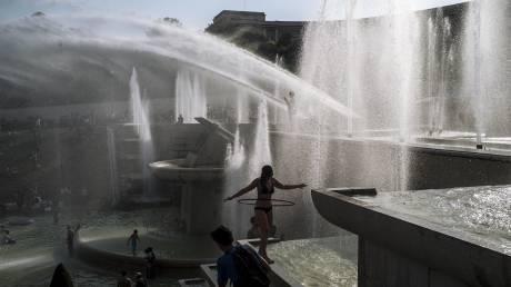 Καλοκαίρι για... ρεκόρ το φετινό: το πιο ζεστό από το 1880 στο βόρειο ημισφαίριο