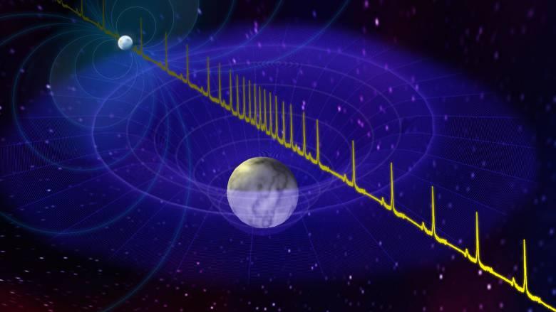 Ανακαλύφθηκε το βαρύτερο και πυκνότερο άστρο νετρονίων μέχρι σήμερα