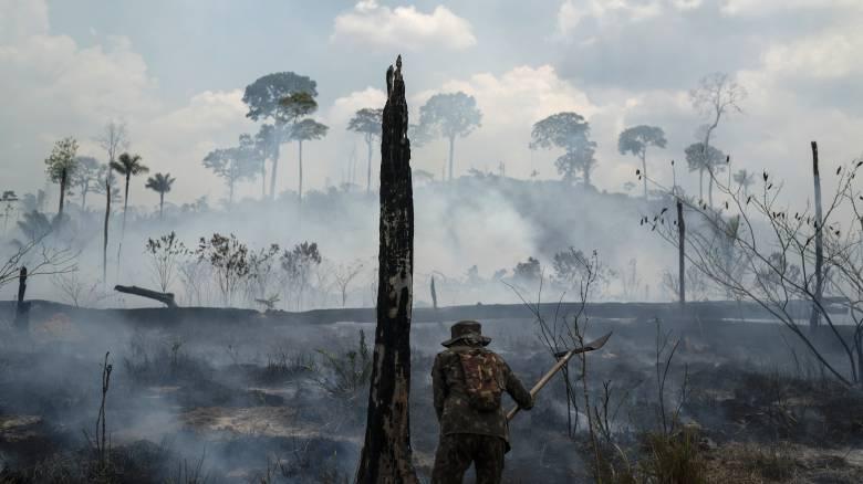 Βραζιλία: Διπλασιάστηκε από πέρσι η αποψίλωση του τροπικού δάσους του Αμαζονίου