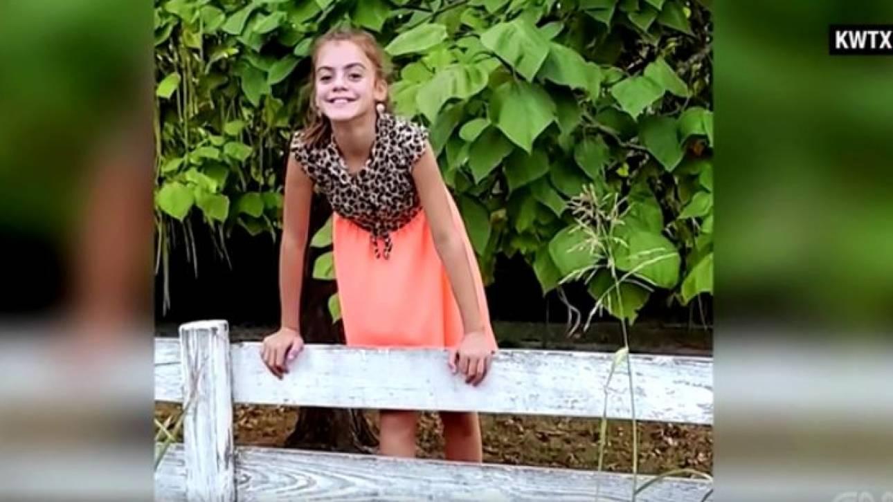 Μία αμοιβάδα κατατρώει τον εγκέφαλό της: Μάχη ζωής κόντρα στις πιθανότητες για μία 10χρονη