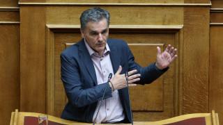 Τσακαλώτος: Θετική, πλην δρομολογημένη από το ΣΥΡΙΖΑ η πρόωρη αποπληρωμή του ΔΝΤ