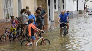 Ισπανία: Στους επτά οι νεκροί από τις φονικές πλημμύρες