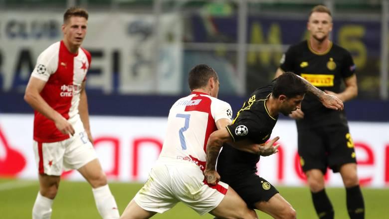 Champions League: Ο Μπαρέλλα «έσωσε» την Ίντερ