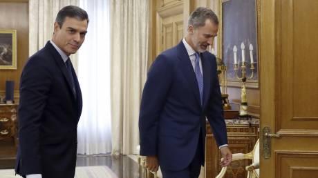 Προς πρόωρες βουλευτικές εκλογές η Ισπανία - Δεν έλαβε εντολή σχηματισμού κυβέρνησης ο Σάντσεθ