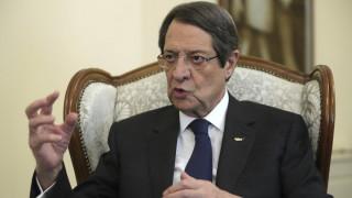 Ν. Αναστασιάδης: Η διεθνής κοινότητα πρέπει να καταδικάσει τις τουρκικές προκλήσεις