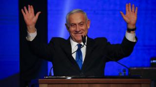 Εκλογές Ισραήλ: Κάλεσμα Νετανιάχου για μία «ισχυρή σιωνιστική κυβέρνηση»
